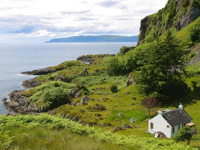 Photo for holiday home, Loch Feochan  in Westliche Highlands - 4 persons, 3 bedrooms