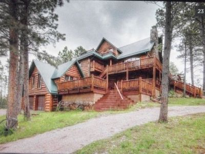 Photo For 6BR Lodge Vacation Rental In Rapid City, South Dakota