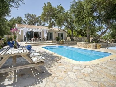 Photo for Marmari Cottage (Marmari Beach) Sleeps 2-6 - 2 bedrooms and Pool