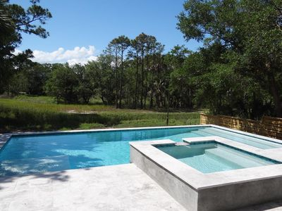 Photo for Newly Remodeled Home/Pool & Hot Tub - Ocean Views!