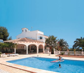 Photo for Vacation home in Altea/Benidorm, Costa Blanca - 4 persons, 2 bedrooms