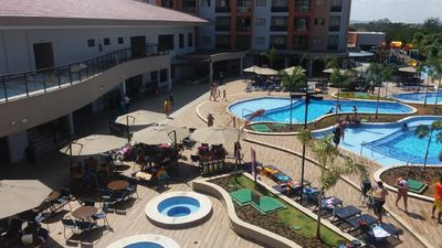 Photo for APARTMENT (HIGH VIEW THERMAS RESORT) - NEW CALDAS - UP TO 6 PEOPLE