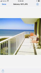 Photo for 18 Floor Direct Gulf of Mexico view !! Unique!!