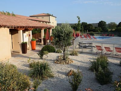 Photo for 1BR Apartment Vacation Rental in Azille