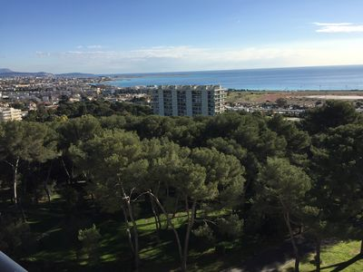 Photo for 3BR Building Vacation Rental in Cagnes-sur-Mer, Provence-Alpes-Côte d'Azur