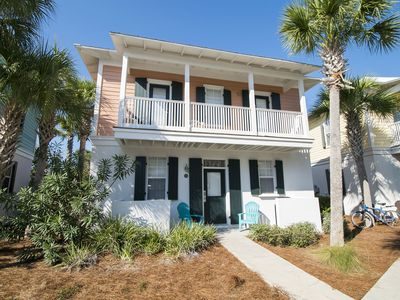 Photo for 30A Charming Bungalow ~ Community Pool and Hot Tub ~Steps to the Beach