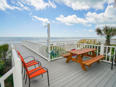 Photo for **DISCOUNTED RATES** FREE LINENS! 7-Bedroom Oceanfront
