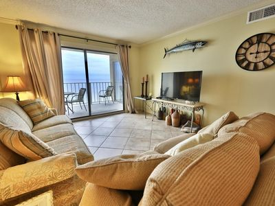 Photo for Regency 2BR/2BA Slps 8 5th Flr Remodeled 4 Free Beach Chairs Incl, $480 Value