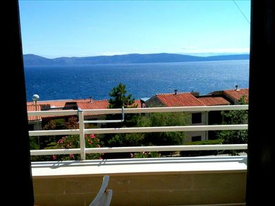 Photo for Modern Holiday Apartment with seaview on Istrian Shore