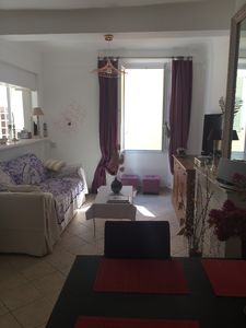 Photo for Charming apartment, 36m2, want St-Tropez, near the church, the Ponche, 2 beds