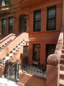 Photo for Beautiful Harlem Brownstown Garden Apatment