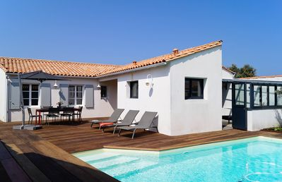 Photo for New! Villa completely renovated 2019, heated pool!