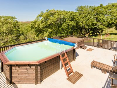 Photo for Luxurious Cottage in Mayrac with Private Pool