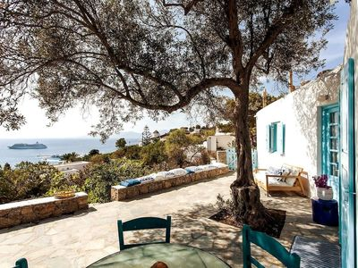 Photo for Aubrey Suites by itravelhome 2BR in Mykonos Town