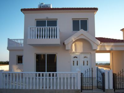 Photo for Family friendly villa with private pool near Nissi beach and Ayia Napa sqaure
