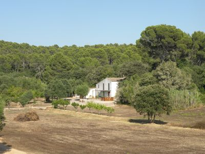 Photo for Relaxing country house in Llucmajor