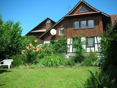 Photo for Tranquil and Cosy with Views of the Swiss Alps
