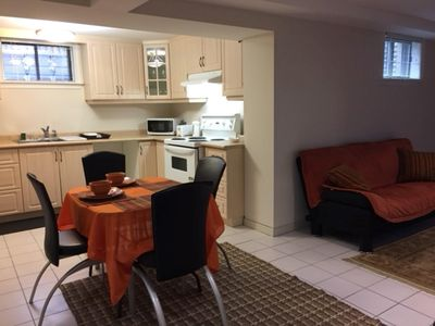 Photo for 2BR Apartment Vacation Rental in Richmond Hill, ON