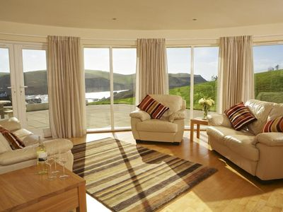 Photo for 2 SEA GARDENS, family friendly in Hope Cove, Ref 994958