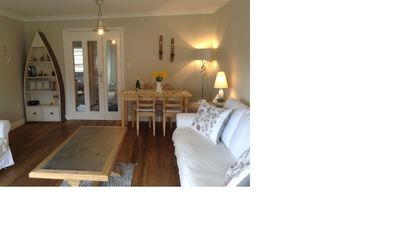 Photo for Stunning Apartment next to Beadnell Bay, with its stunning Beach!! Coastal Walks