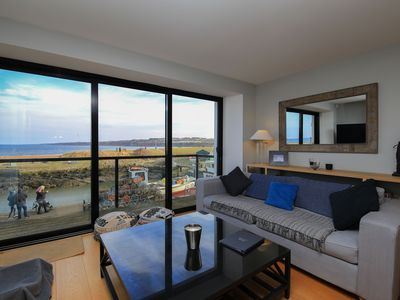 Photo for Stunning 3 bedroomed townhouse overlooking St Andrews harbour