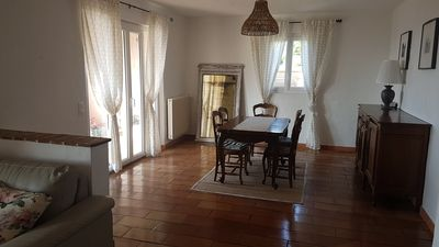 Photo for apartment 4/6 people in Gattières 06