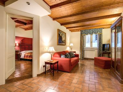 Photo for Great experience for family and friends Rome by FEET 3 Bedrooms Ar Con FAST WIFI