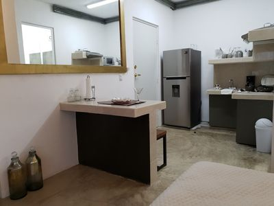 Photo for Fully equipped studio with kitchenette and all amenities Elegant & Peaceful