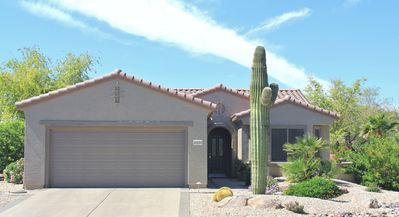 Photo for Beautiful Home in Sun City Grand  March 27-Oct 15/19 Plus Golf Cart