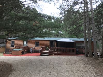 Vacation Rental in Westfield/Oxford, Wis., with acres of nature …