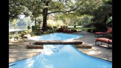 Photo for Lake Hamilton, Private Pool, Sleeps 23, Retreats, Weddings, Events, 36 Acres