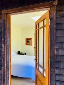 Photo for New Listing! Pine Hill Retreat Quail's Nest Cottage sleeps 2