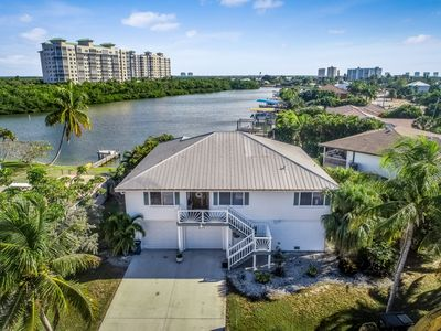 Fun family home w/ lagoon views, private pool, intercom system, and in-home bar!