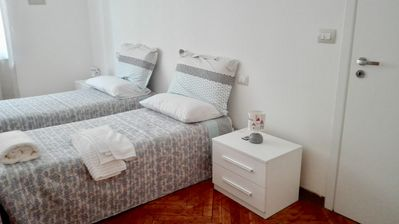Photo for Near Station Porta Susa Double room