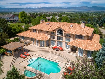 Photo for Front Range Opulence! Pool/Hot Tub/Gym