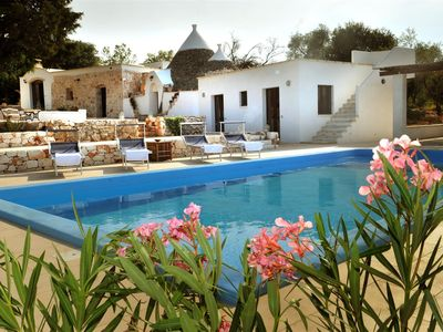 Photo for Trullo Tranquillo, Classic Collection, with pool in Apulia | Rarovillas