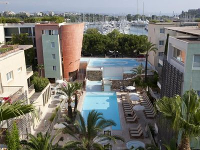 Photo for 1 bedroom accommodation in Antibes