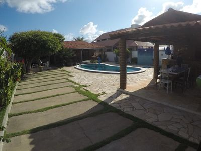 Photo for House in Barra de São Miguel (100 meters from the beach)