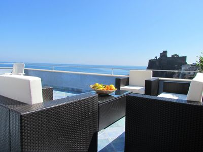 Photo for Relax for your holidays in a beautiful loft near Catania