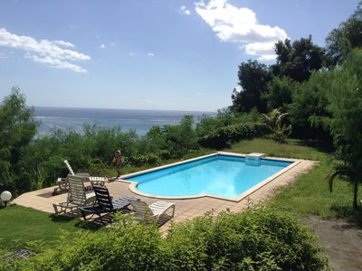 Photo for Duplex with beautiful sea view, very well equipped