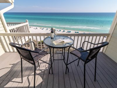 Photo for Paradise30A~ Mistral 21, Beachfront, Close to Rosemary and Seaside! Book now for Winter!