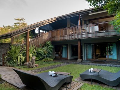 Photo for Contemporary Villa - Echo Beach Canggu