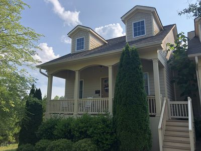 Photo for Spacious Townhouse at Innsbruck Resort and Golf Club in Helen, GA