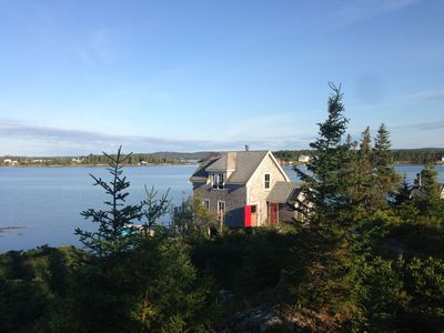 Photo for Waterfront cottage on the Lahave Islands