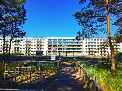 Photo for Beach Resort Prora WG 216 - Beach Resort Prora F648 WG 216 in the 2. OG with sea view