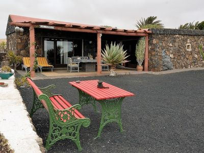 Photo for House 254 m from the center of Teguise with Parking, Terrace (909027)