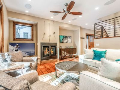 Photo for New Listing! Easy access to Vail and Beaver Creek, Private Hot Tub, Perfect Year Round Mtn Getaway!