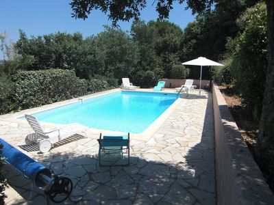Photo for Beautiful Villa with private pool-Minutes From Town Centre, Beaches And Sea