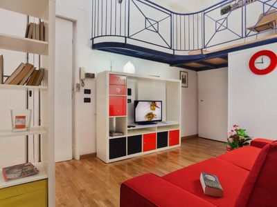 Photo for Newly Refurbished 3 Bedroom Vatican Apartment