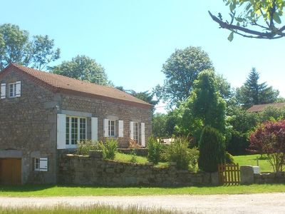 Photo for Beautiful Holiday Home in Saugues near Forest